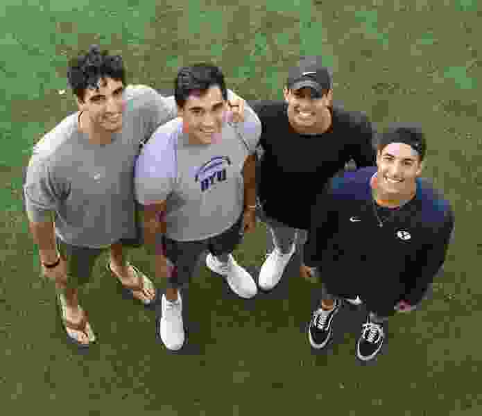 Family matters: Four Kaufusi cousins at BYU are relishing 2018, and proud of continuing a football legacy