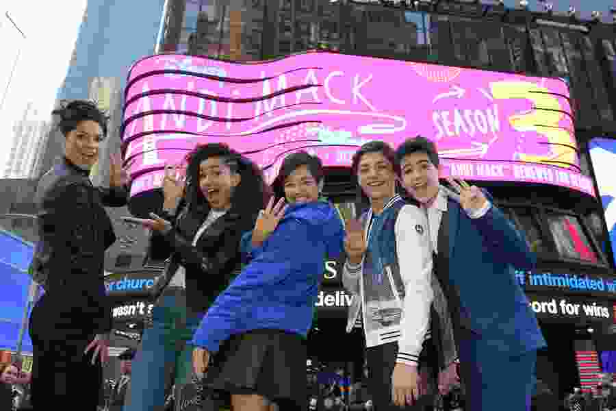 Disney orders another season of the made-in-Utah series 'Andi Mack'