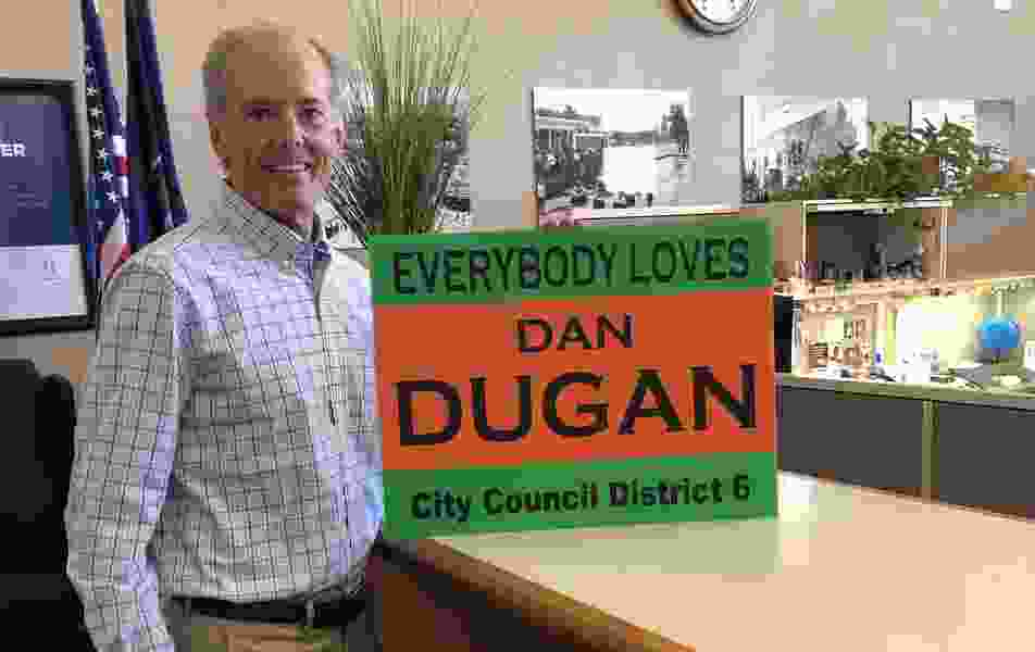 Widening his lead, it appears Dan Dugan has defeated Salt Lake City Council Chairman Charlie Luke
