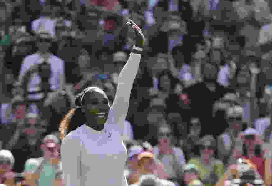 'This is really happening' — Serena reaches Wimbledon semis
