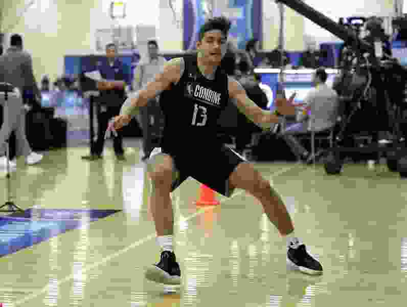 Duke's Grayson Allen shows Jazz during workout why he was such a huge NBA Combine hit