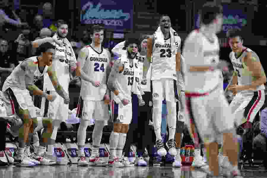 Gonzaga receives a No. 1 seed and is coming to Salt Lake City again