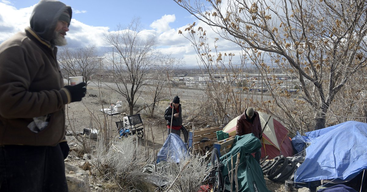 Utah had touted ending homelessness for veterans years ago. Now the numbers are increasing
