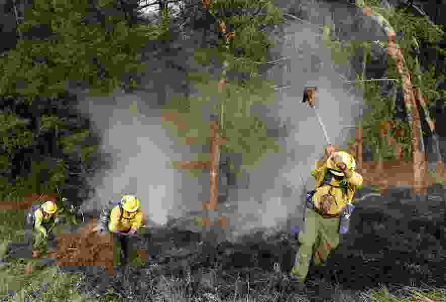 Salt Lake City and other Utah fire crews head to California to fight flames