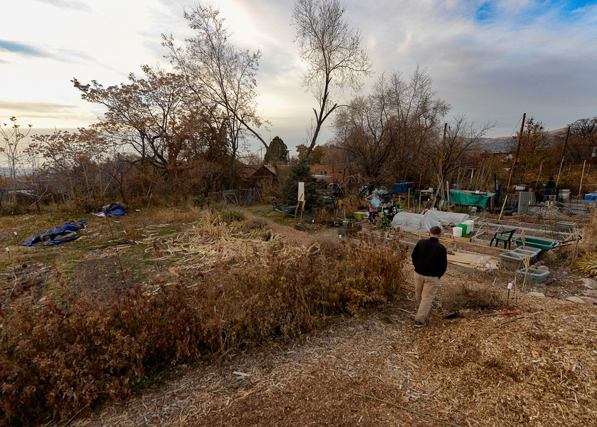 LDS Church to spare beloved Salt Lake City community garden after reducing its parking needs