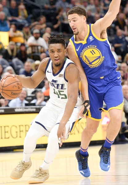 Donovan Mitchell Trolls Ben Simmons With Rookie Hoodie Before Jazz