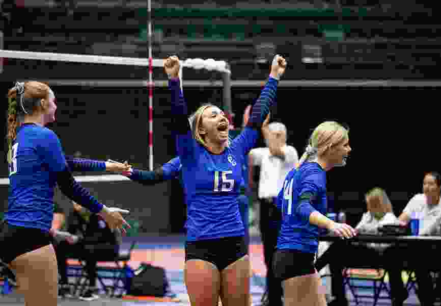 Pleasant Grove's Abbie Miller is Utah's Gatorade Volleyball Player of the Year