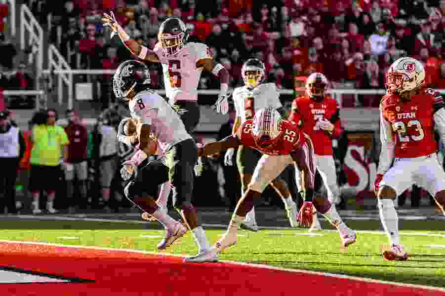 WSU beats Utah 33-25 to move to 9-2 on season