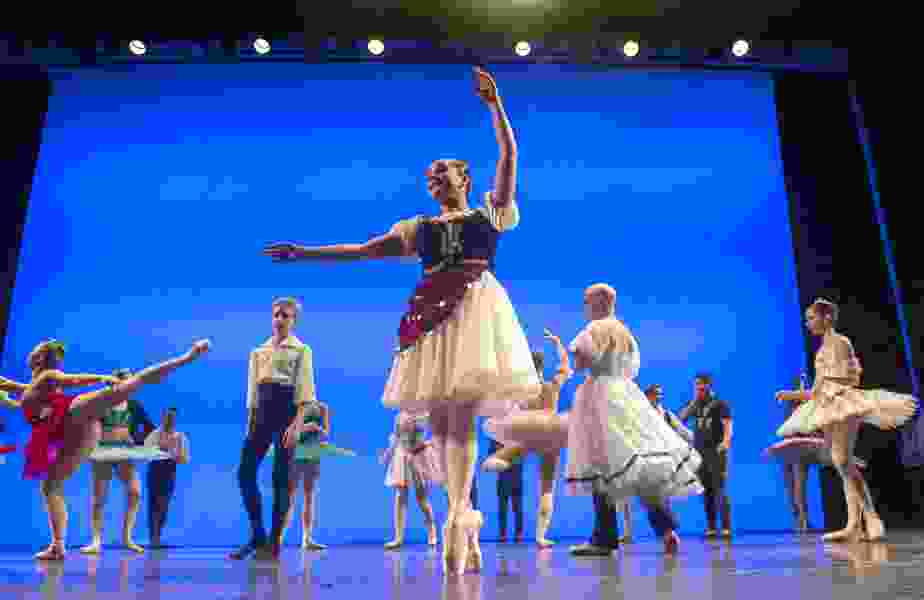 Letter: Ensure there's parking for ballet patrons, not just football fans
