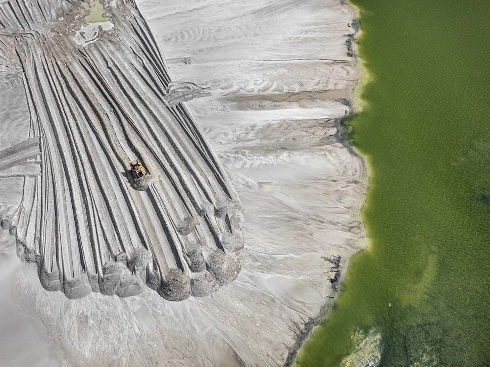 (Photo courtesy Sundance Institute) An image from Anthropocene: The Human Epoch, by Jennifer Baichwal, Nicholas de Pencier and Edward Burtynsky, an official selection in the Spotlight program of the 2019 Sundance Film Festival.