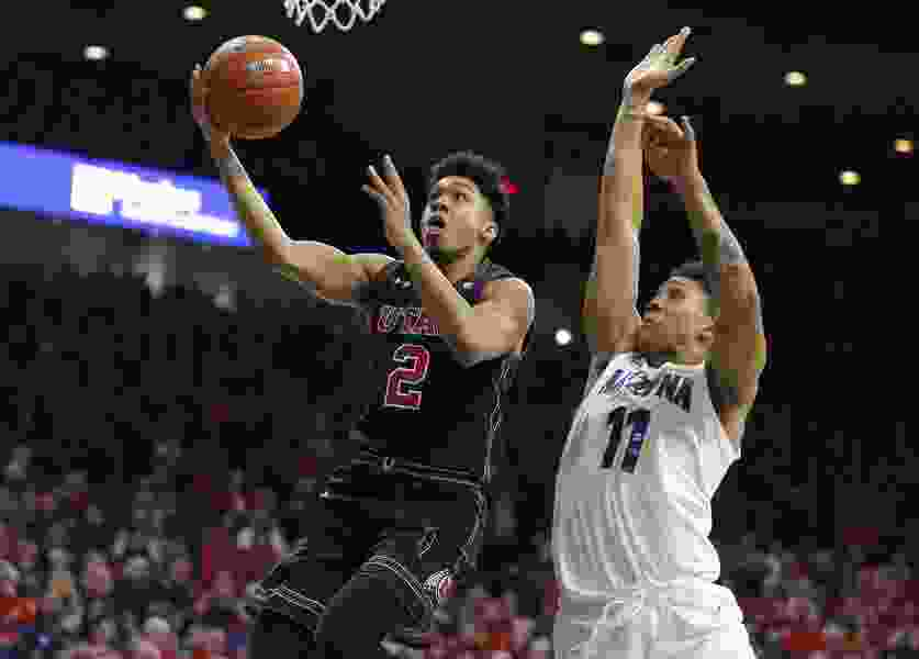 Cursed in Tucson? Utes are wondering after another agonizing loss to Arizona, falling 84-81 in OT.