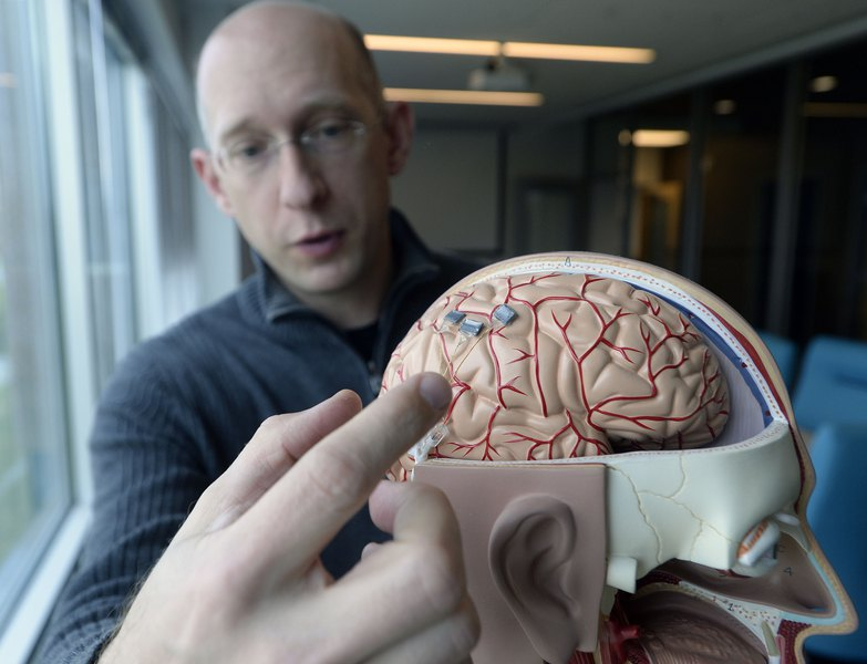 Gehrke: Utah scientists believe they can implant a chip that would allow a paralyzed person to drive a car using only his or her mind