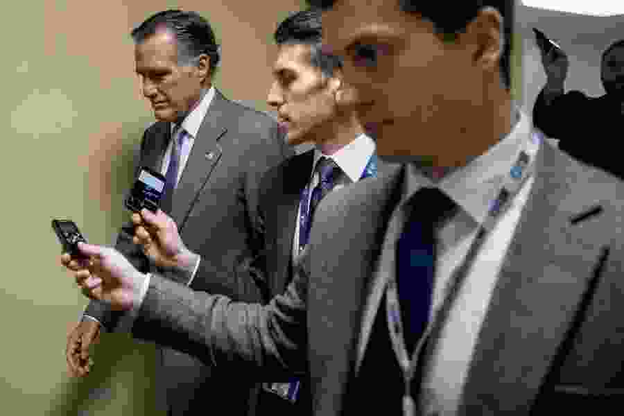 Sen. Mitt Romney voted for the GOP and Dem bills to end the shutdown. Mike Lee opposed both. Utah's senators explain why.