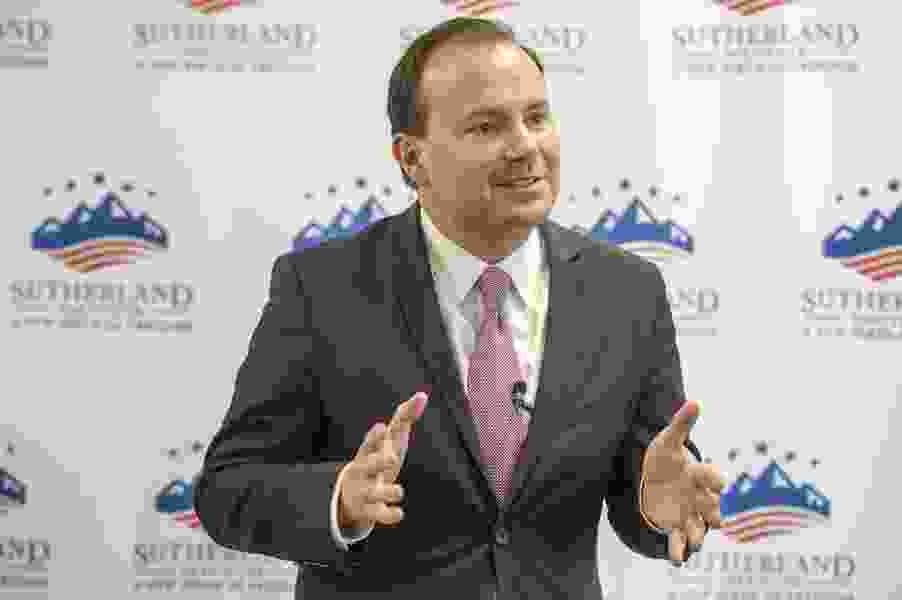 Mike Lee criticizes Supreme Court for allowing big crowds in casinos but not churches during pandemic