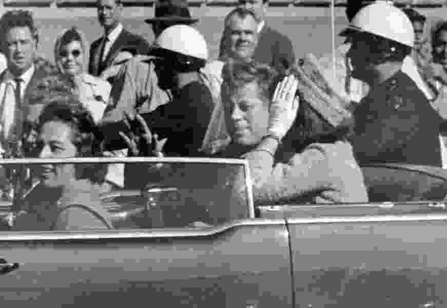 Trump plans to release of JFK assassination documents despite concerns from agencies