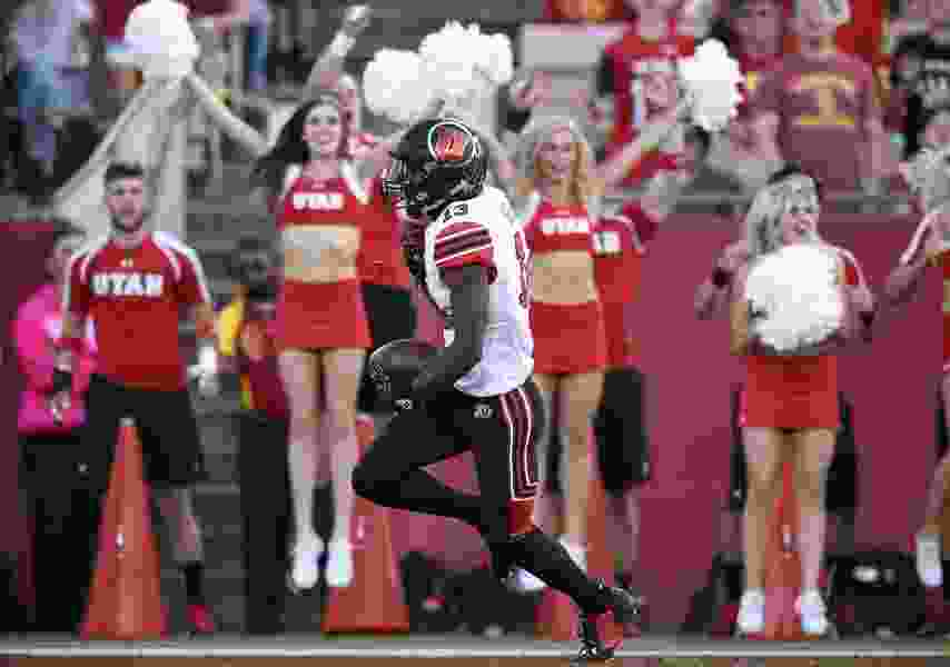 The Utes have been known for their size and toughness, and now they have speed. Northern Illinois is impressed.