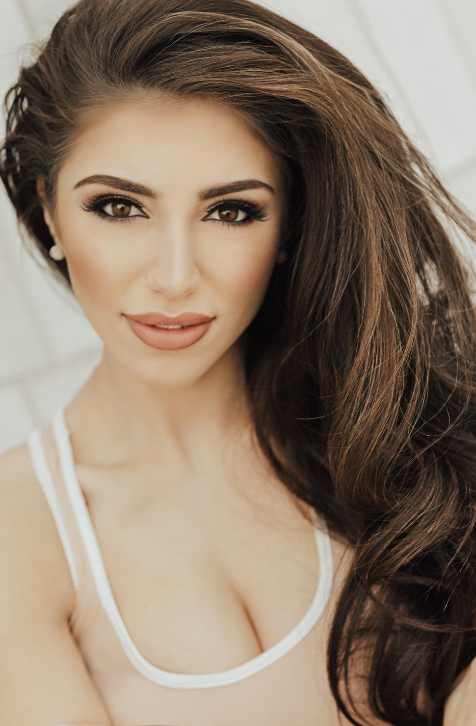 (Credit: The Miss Universe Organization) Miss Utah-USA Narine Ishhanov will compete in the Miss USA pageant on Monday, May 21.