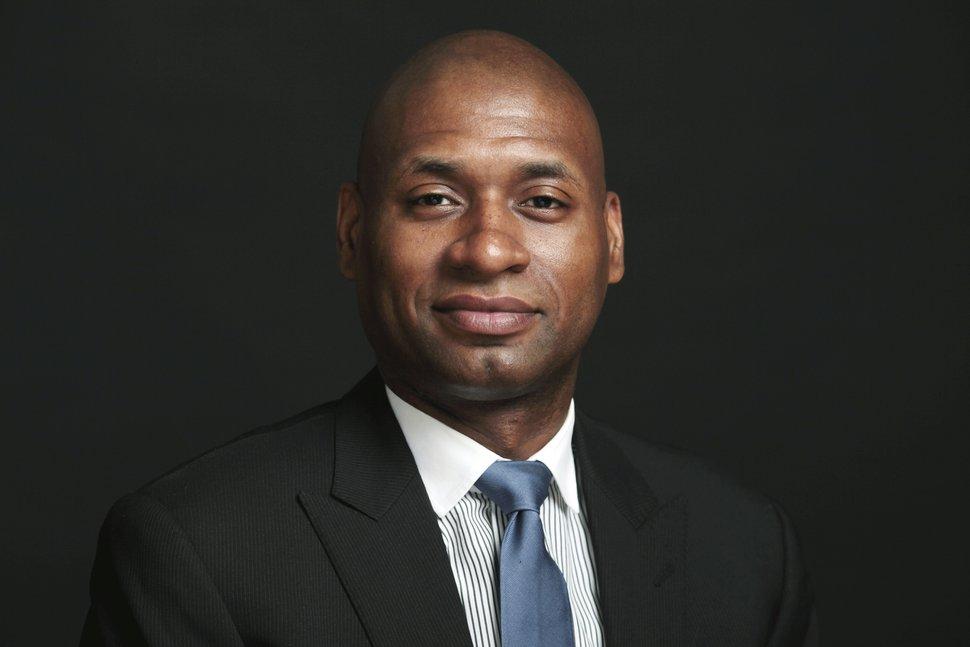 New York Times columnist Charles M. Blow