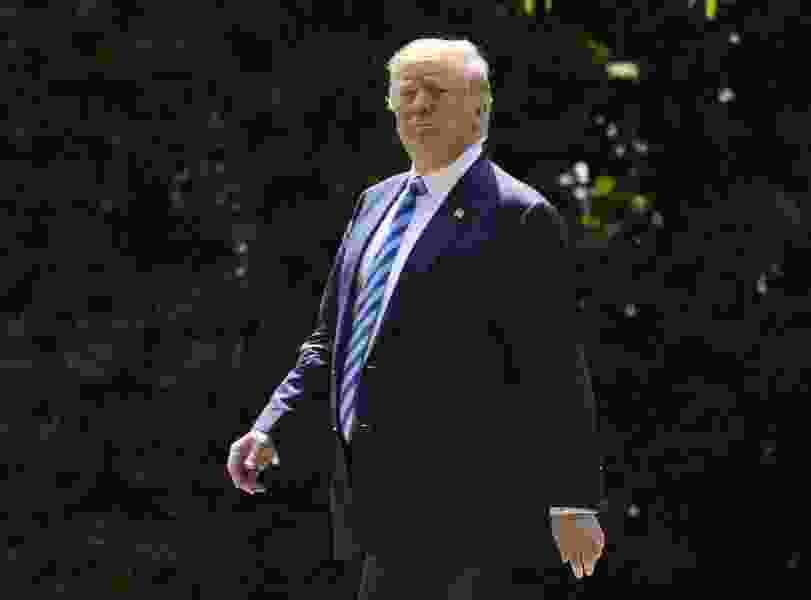 Trump appealing ruling that bars blocking of Twitter critics