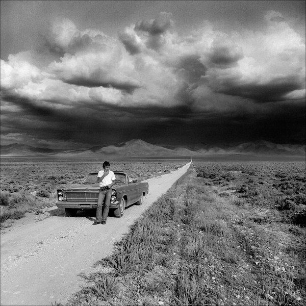 40 years ago, Bruce Springsteen and Steven Van Zandt drove through the Utah and Nevada deserts. The Boss wrote about what he saw in one of his masterpieces.