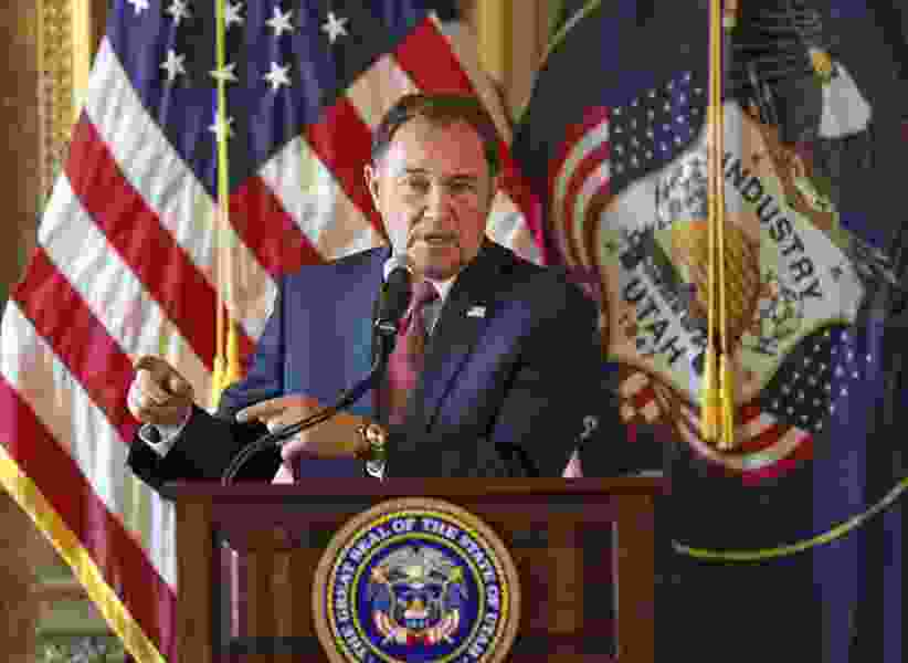 George Pyle: In a single veto, Herbert gives some hope of making Utah politics rational