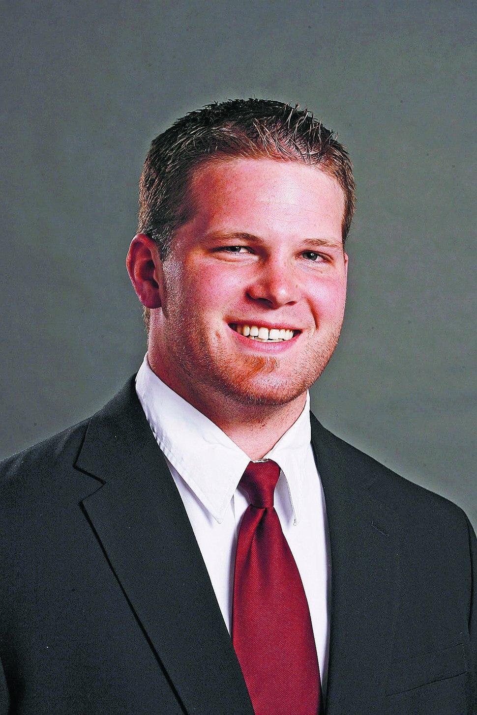 Tony Bergstrom (Steve C. Wilson / University of Utah)