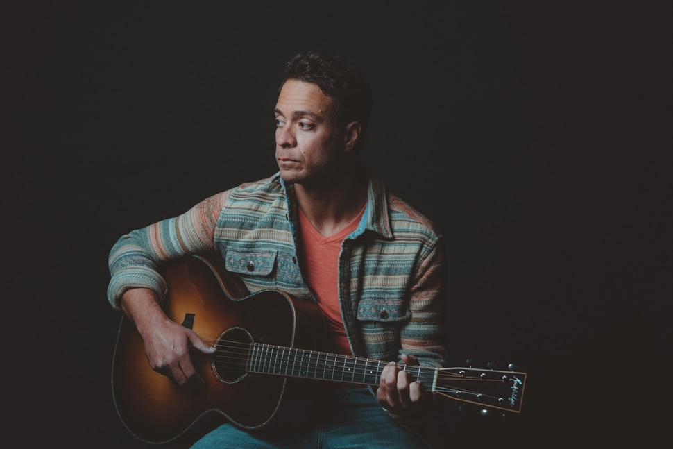 (Courtesy photo) Folk-rock singer-songwriter Amos Lee, who has opened for the likes of Bob Dylan, Paul Simon, Merle Haggard, Van Morrison, Elvis Costello and Adele, will perform at the Deer Valley Music Festival on July 27.