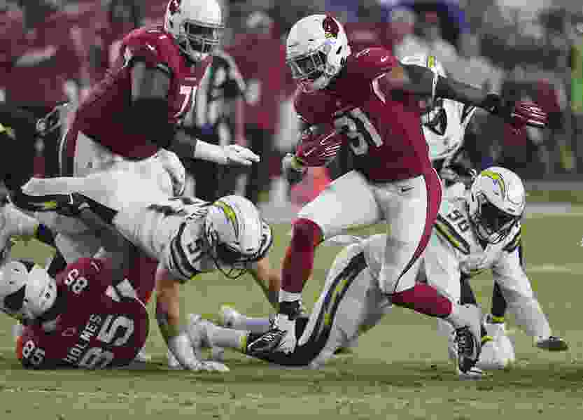 Cardinals sign star running back David Johnson to contract extension