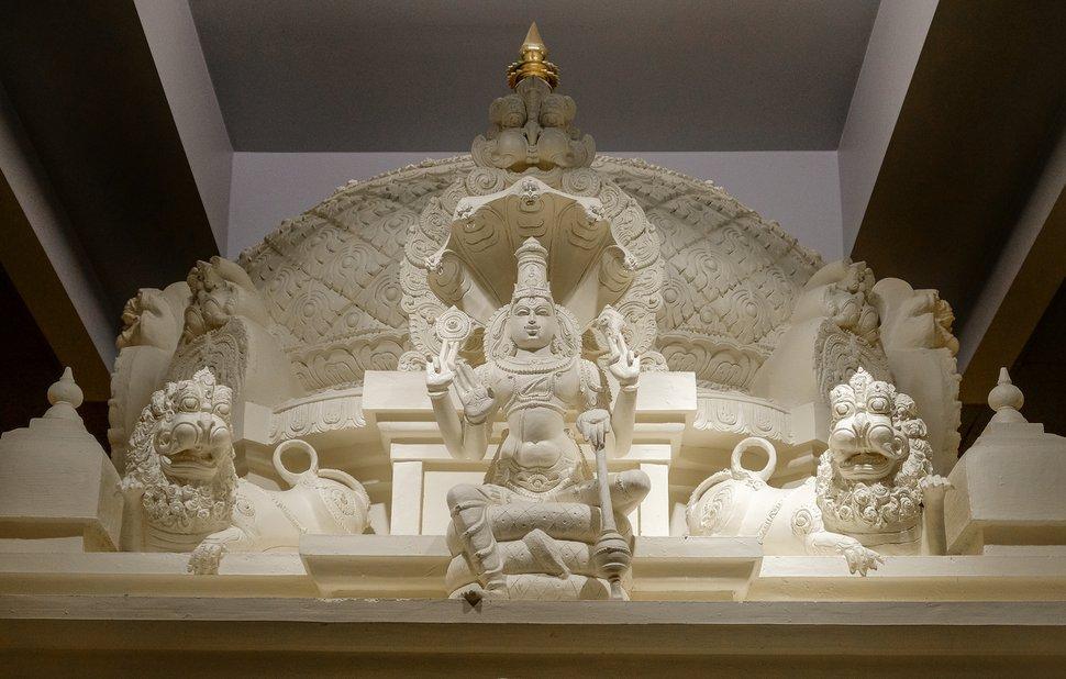 Shrines shine, gold glistens as Utah Hindus bring spirit of